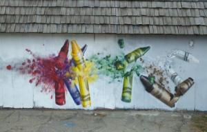 Mural for Sandy Hook