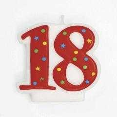 number 18